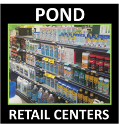 New jersey pond installation maintenance contractors for Pond retailers