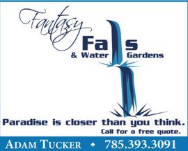 Atlantic | Oase Professional Pond Contractor - Fantasy Falls & Water Gardens - Grantville, Kansas (KS)