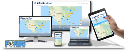 Atlantic Oase Professional Pond Contractors
