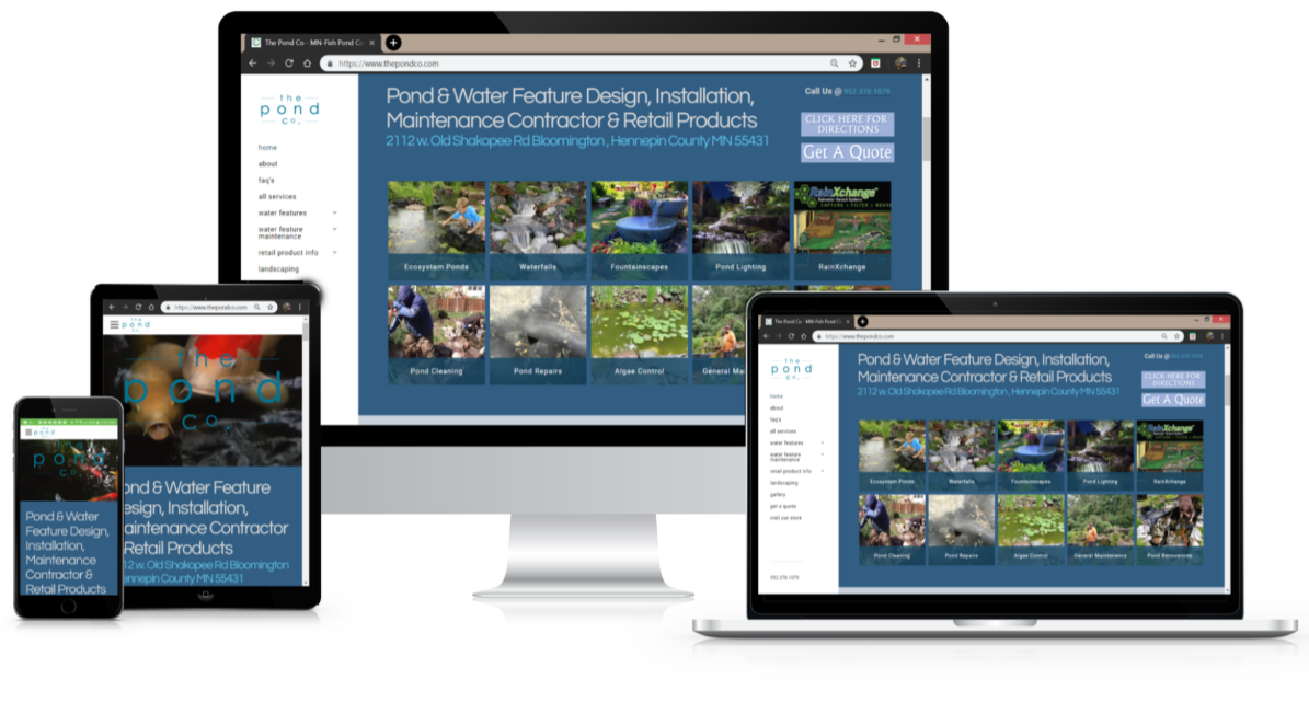 Alaska Green Industry Website Design